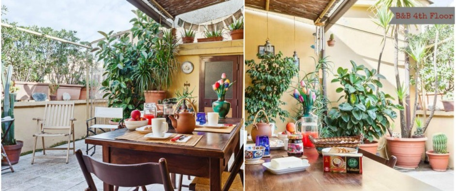 bb4thfloor | Bed and Breakfast in Rome
